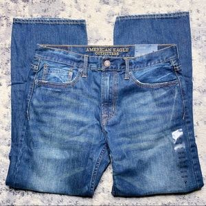 NWT American Eagle Outfitters Men's Loose Jeans